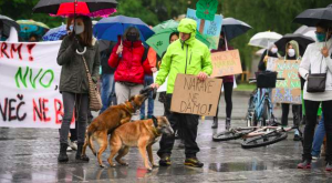 zakon o ohranjanju narave protest