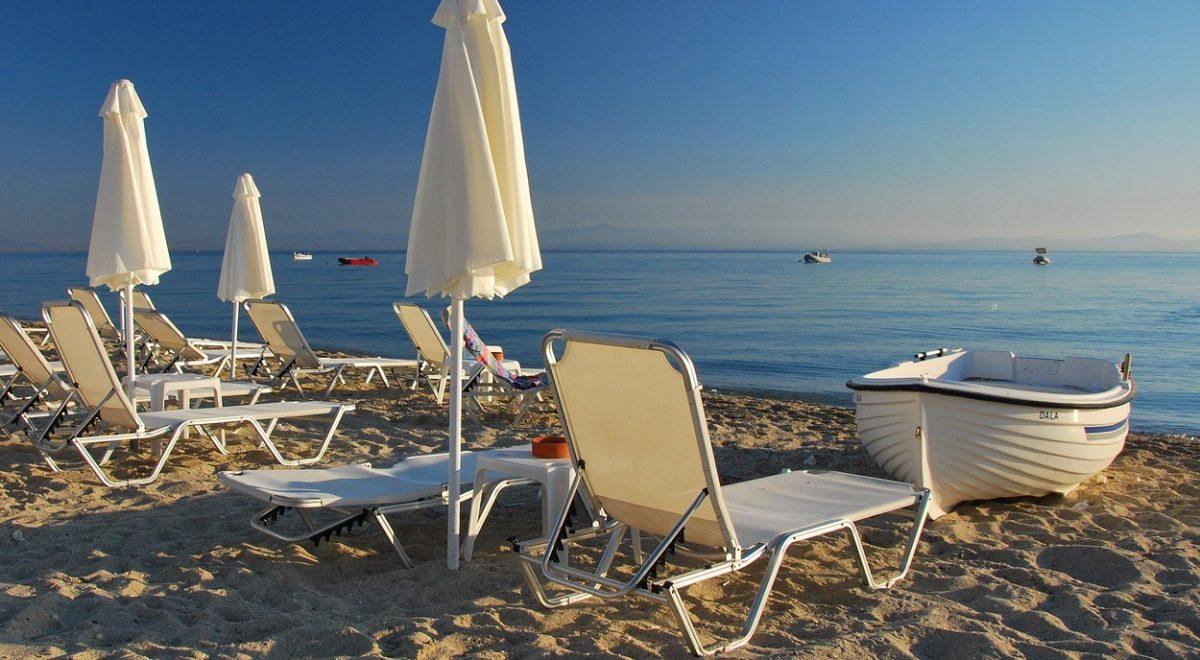 grčija plaže koronavirus