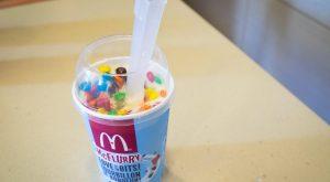McFlurry sladoled