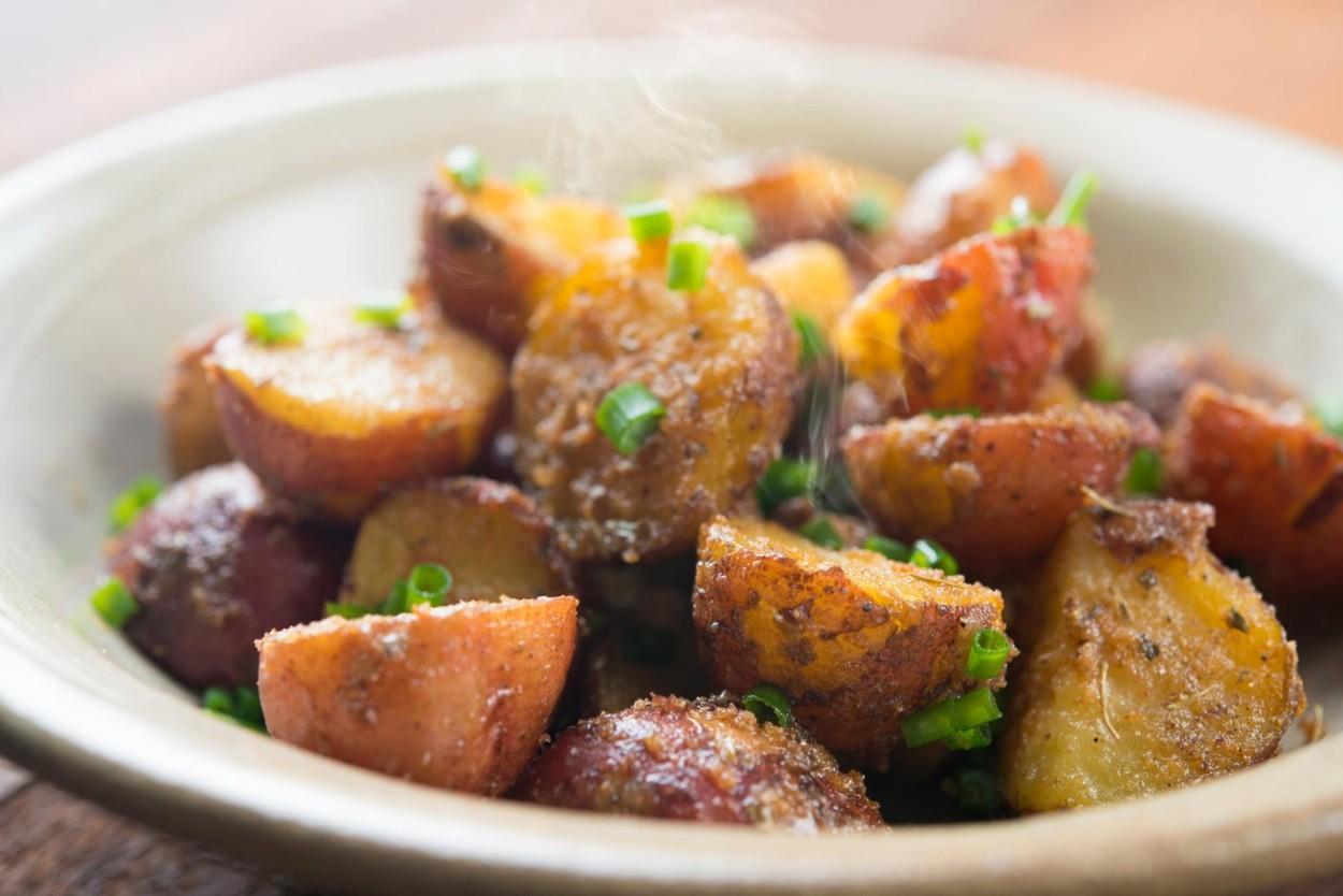 Emely Blunt recept za pečen krompirček