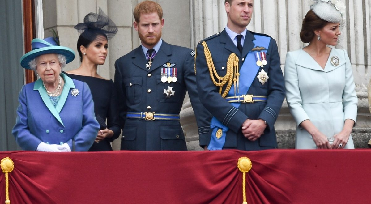 britanska kraljeva družina