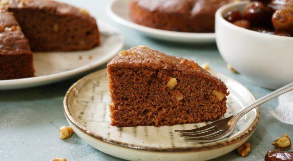 kolač brez moke in sladkorja