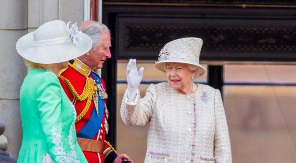 kraljica elizabeta koronavirus