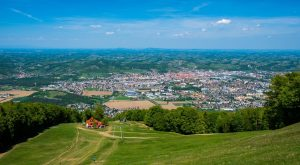 Stolp na Mariborskem Pohorju