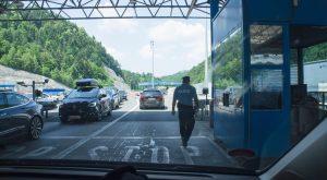 karantenske odločbe na meji s hrvaško
