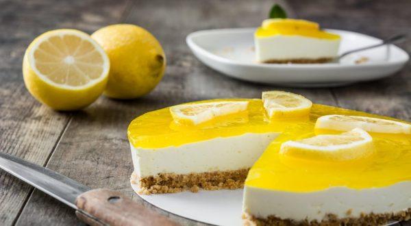 limonina torta poletni recepti