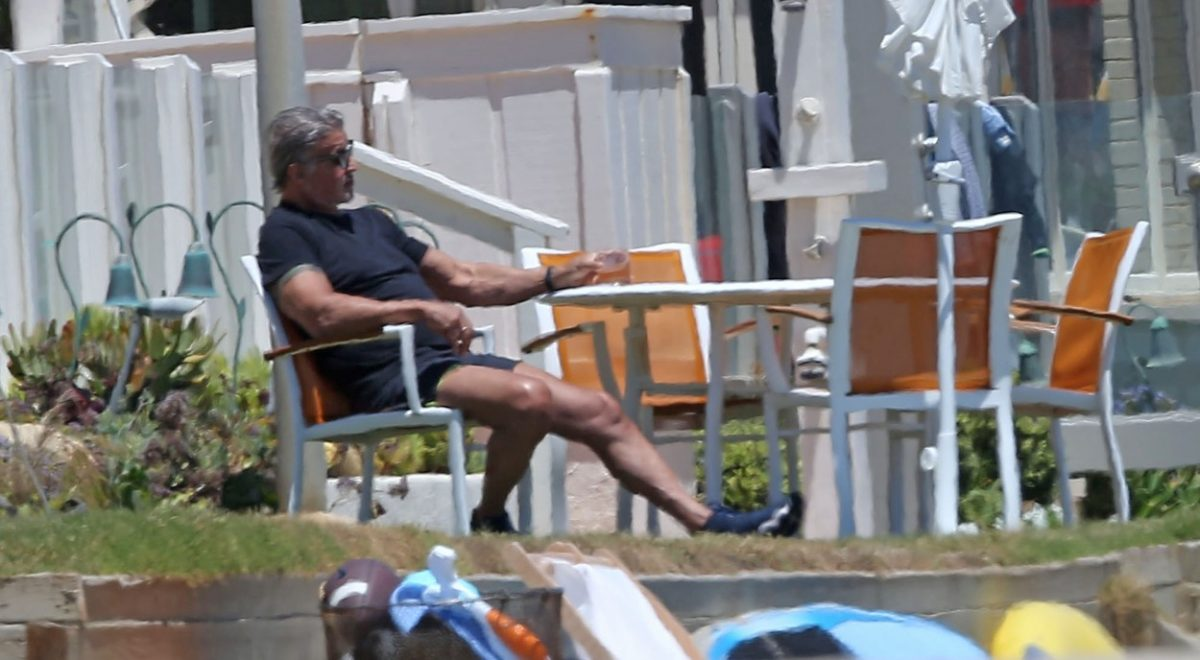 Sylvester Stallone lepotne operacije
