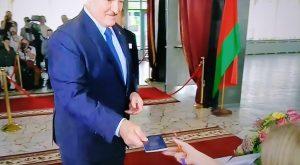 Aleksander Lukašenko