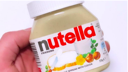 bela nutella recept