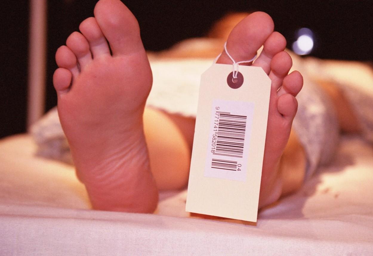 kaj se zgodi s telesom, ko umremo