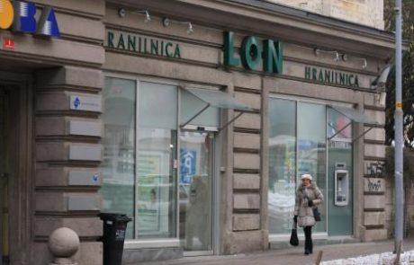 Statut hranilnice Lon odgnal Gorenjsko banko?