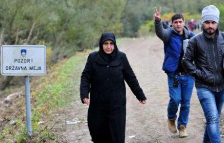 V Dobovi zahtevajo odstranitev begunskega centra in odškodnino