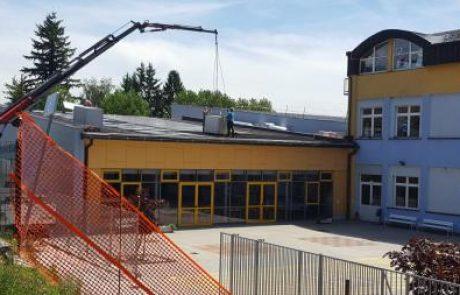 Nova streha do jeseni