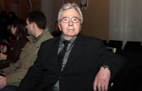 Umrl je legendarni televizijec Sandi Čolnik