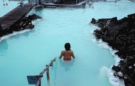 Najlepši naravni spa na svetu boste našli na Islandiji