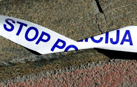 V stanovanju na območju Idrije našli mrtvega 55-letnika, primer preiskuje policija