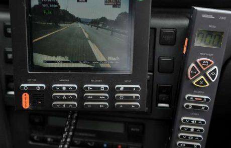 25-letni Madžar po pomurski avtocesti drvel z več kot 210 km/h