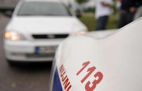 Novomeški policisti imeli veliko dela z umirjanjem razgrajačev