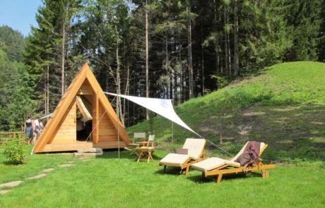 Gostje za najboljša slovenska kampa izbrali kamp Bled in kamp Koren v Kobaridu