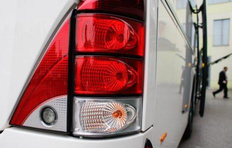 V nesreči avtobusa na Slovaškem številne smrtne žrtve