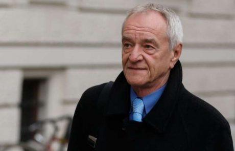 V zadevi Patria obsojeni Jure Cekuta ne namerava v zapor