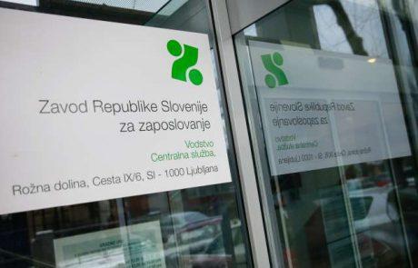 Stopnja brezposelnosti februarja v EU na mesečni ravni nespremenjena, v Sloveniji malenkost nižja kot januarja