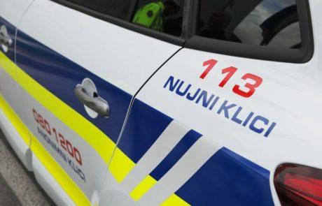 Policija prosi za pomoč: Ste videli to prometno nesrečo?