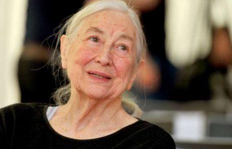 Državni pogreb za igralko Štefko Drolc bo v ponedeljek