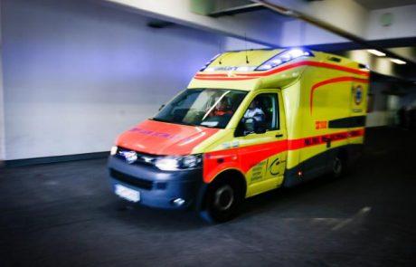 V prometni nesreči v Mariboru poškodovanih 11 oseb