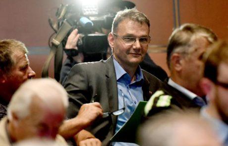 Marjan Podobnik po pričakovanjih novi predsednik SLS