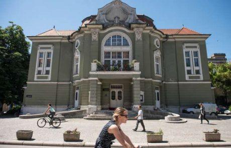 Hudo neurje pustošilo tudi v prostorih SNG Drama Ljubljana in Moderne galerije, kjer je voda vdrla v različne prostore