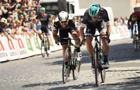 Tretja etapa dirke po Sloveniji Špancu, Mohorič drugi