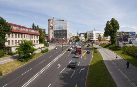 Ljubljančani, pozor: Začenja se prenova Celovške ceste