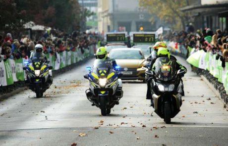 Konec tedna bo Ljubljana v znamenju ljubljanskega maratona: Tukaj je seznam zapor cest