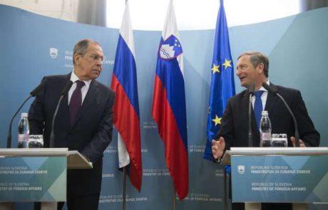 Erjavec in Lavrov za dialog EU in Nata z Rusijo