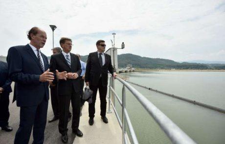 Turbine za hidroelektrarno Mokrice bodo izdelali v Ljubljani