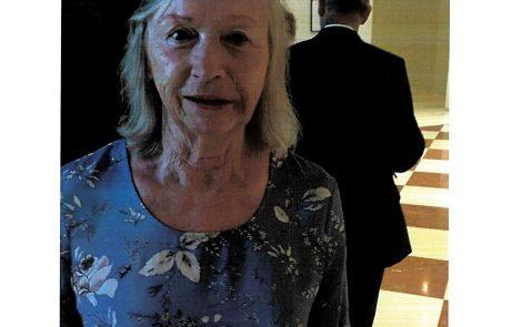 Pozor: Iz Zdravilišča Radenci neznano kam peš odšla 78-letna nemška državljanka
