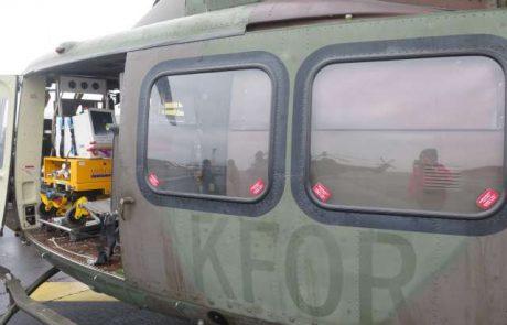 Slovenska vojska načrtuje nakup treh novih helikopterjev
