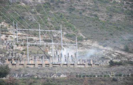 V hidroelektrarni pri Dubrovniku izbruhnil požar, umrl en delavec, dva še pogrešajo