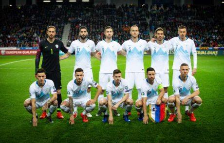Slovenska nogometna reprezentanca bo nocoj igrala četrto tekmo v letošnji izvedbi lige narodov