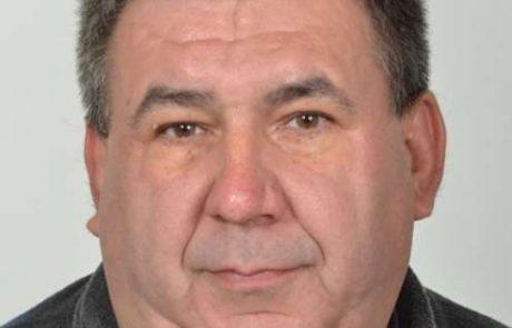 Pogrešajo 52-letnega Elmara Ščapa iz Petanjcev