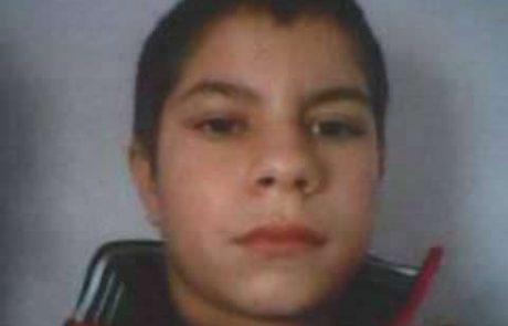 Ste ga videli: Starši iščejo 15-letnega Matijaša Jotiča iz Grosuplja