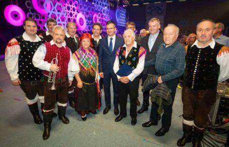 Ansamblu Štirje kovači bodo posvetili muzej v Slovenj Gradcu