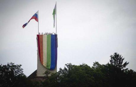Parada ponosa: Prestolnica že 20. leto v znamenju boja za enakopravnost LGBTIQ oseb