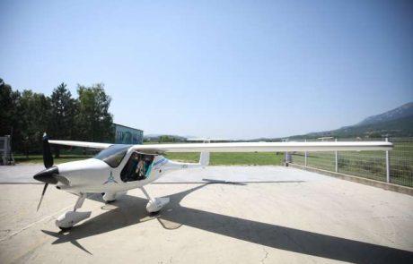 Pipistrel izdeluje letala tudi za ameriško vojsko