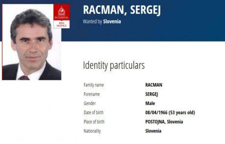 Poleg Racmana s pomočjo Interpola Slovenija išče še šest oseb