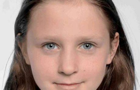 Policija prosi za pomoč: Na območju Planšarije Dolga njiva pri Tržiču iščejo pogrešano 9-letno deklico