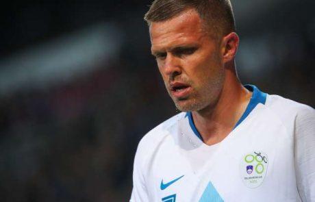 Korona je tvegala davek tudi pri enem najboljših slovenskih nogometašev ta trenutek Josipu Iličiću