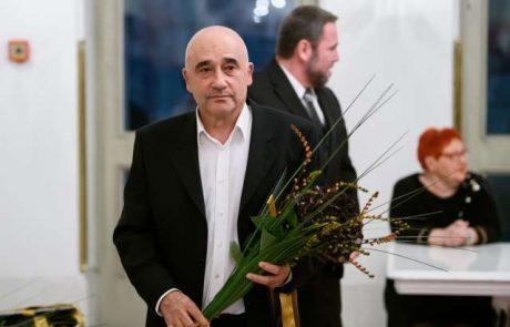 Dobitnik letošnjega Borštnikovega prstana za življenjsko delo je Peter Boštjančič