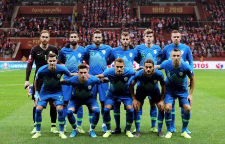 Slovenska nogometna reprezentanca se septembra vrača na igrišča s tekmama lige narodov proti Grčiji in Moldaviji